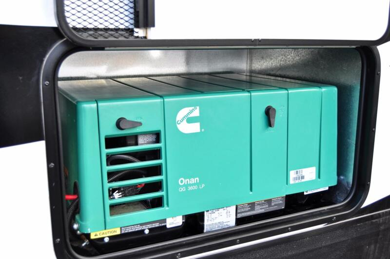 Standard 3.6K LP Cummins Onan On Board Generator