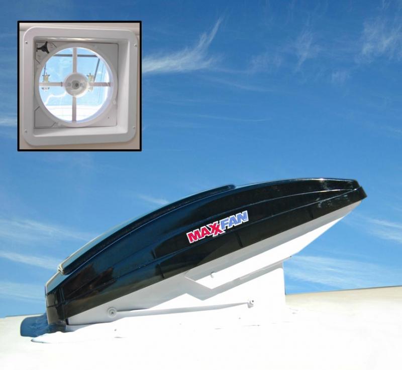 Maxx Air Vent Fans (Bed & Bath)