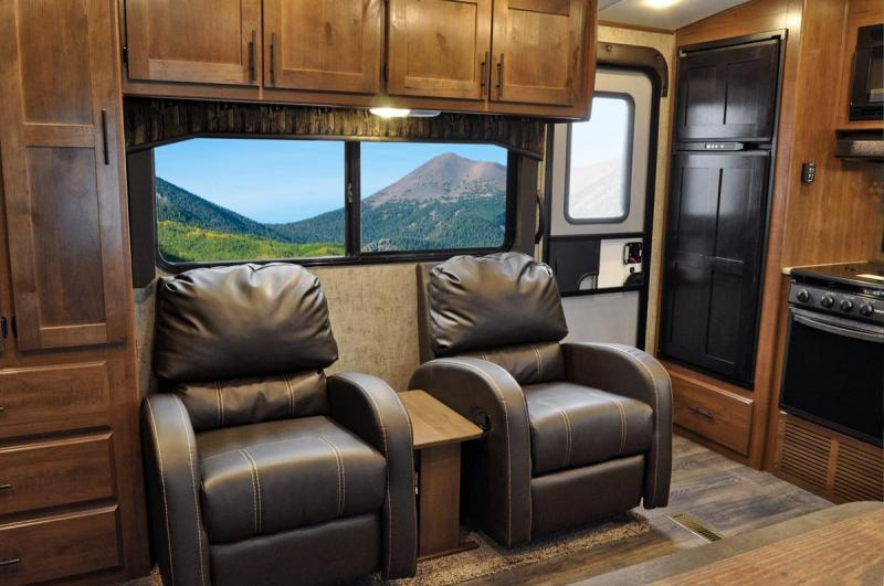 2 Lounge Recliners IPO Sleeper Sofa