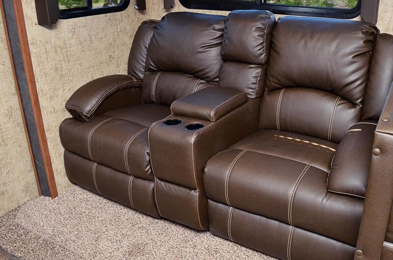 Theater Seating with Recliners IPO Sleeper Sofa