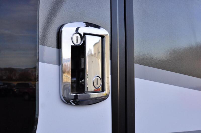 Chrome Door Locks  Luggage Door Handles